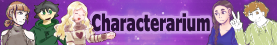 Welcome to the Characterarium!